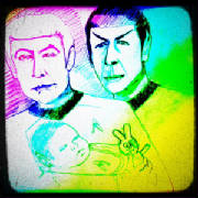 McCoy and Spock withTheir Baby-By Tripillahfiction